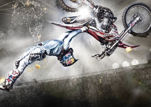 Мотокросс: Red Bull X-Fighters 2015